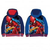 Sweater com gorro Spiderman
