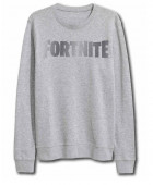 Sweatshirt Fortnite Cinza