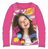 Sweatshirt Soy Luna - Rosa Fúchsia