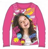 Sweatshirt Soy Luna - Rosa Fushia