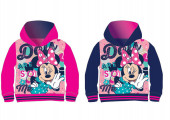 Sweter c/ Capuz Minnie Mouse