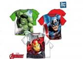T shirt 3 Vingadores Marvel