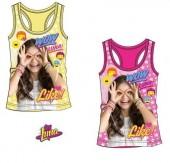 T-Shirt alça Sou Luna Like (pack 4)
