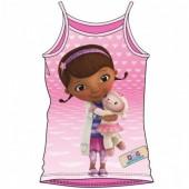 T-Shirt alças Doutora Brinquedos