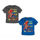 T-Shirt Avengers Brilha no Escuro Sortida