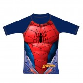 T-Shirt banho Spiderman