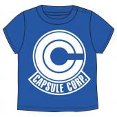 T-Shirt Bebé Dragon Ball Azul