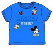 T-Shirt Bebé Mickey Friends Azul