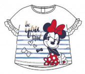 T-Shirt Bebé Minnie Be You Tiful