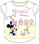 T-Shirt Bebé Minnie Beach