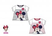 T-Shirt Bebé Minnie Marin Tattoo Sortida