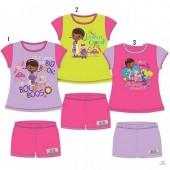 T-Shirt + calção Doutora Brinquedos