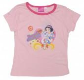 T-shirt da Branca de Neve Royal Cuteness -  Rosa Bebé