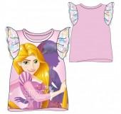 T-Shirt da Rapunzel - Disney