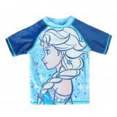T-shirt de banho Frozen Disney