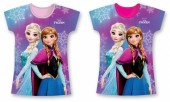 T-shirt de manga curta de Frozen Disney