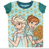 T-shirt de manga curta Frozen - Spring
