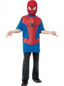 T-shirt Disfarce Carnaval Spiderman 2 movie