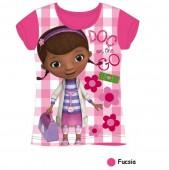 T-Shirt Disney Doutora Brinquedos