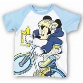 T shirt Disney Mickey On Bike