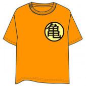 T-Shirt Dragon Ball Laranja