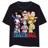 T-Shirt Dragon Ball Personagens