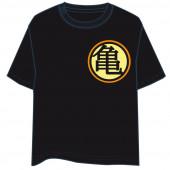 T-Shirt Dragon Ball Preta