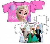 T-shirt Frozen Disney  - sortido