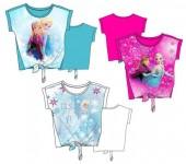 T-shirt  Frozen Elsa Bicos