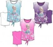 T-shirt  Frozen elsa lantejoulas