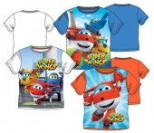 T shirt full print de Super Wings