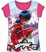 T-shirt Fushia de Lady Bug