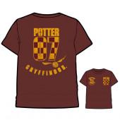 T-Shirt Harry Potter 07 Gryffindor
