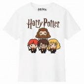 T-Shirt Harry Potter Chibi Group