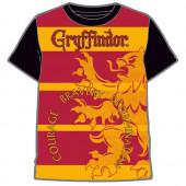 T-Shirt Harry Potter Gryffindor