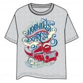 T-Shirt Harry Potter Hogwarts Express Comboio