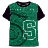 T-Shirt Harry Potter Slytherin