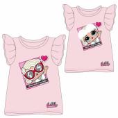 T-Shirt LOL Surprise Leading Baby Rosa Bebé
