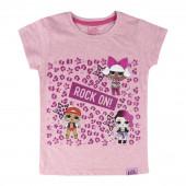 T-Shirt LOL Surprise Rock On Rosa