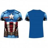 T-shirt Marvel Capitão América