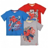 T-Shirt Marvel Spiderman sortido