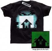 T-Shirt Minecraft Survival Glow