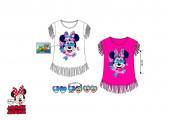 T-Shirt Minnie Flowers Sortida
