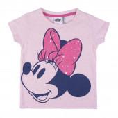 T-Shirt Minnie Glitter