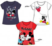 T-Shirt Minnie Love and Travel Sortida
