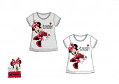 T-Shirt Minnie Morangos Sortida