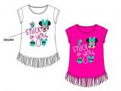 T-Shirt Minnie Stuck on You Sortida