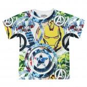 T-shirt  Premium Avengers