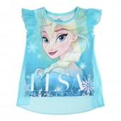 T-shirt premium Elsa Frozen Disney