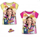 T-Shirt Sou Luna Fun Color (pack 4)